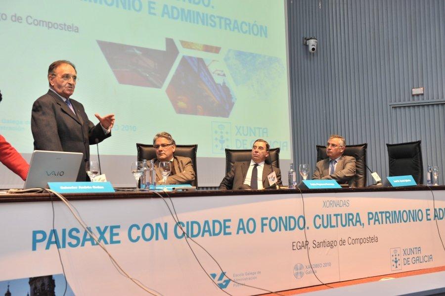 Salvador Andrés Ordax, departamento de Historia da Arte da Universidade de Valladolid